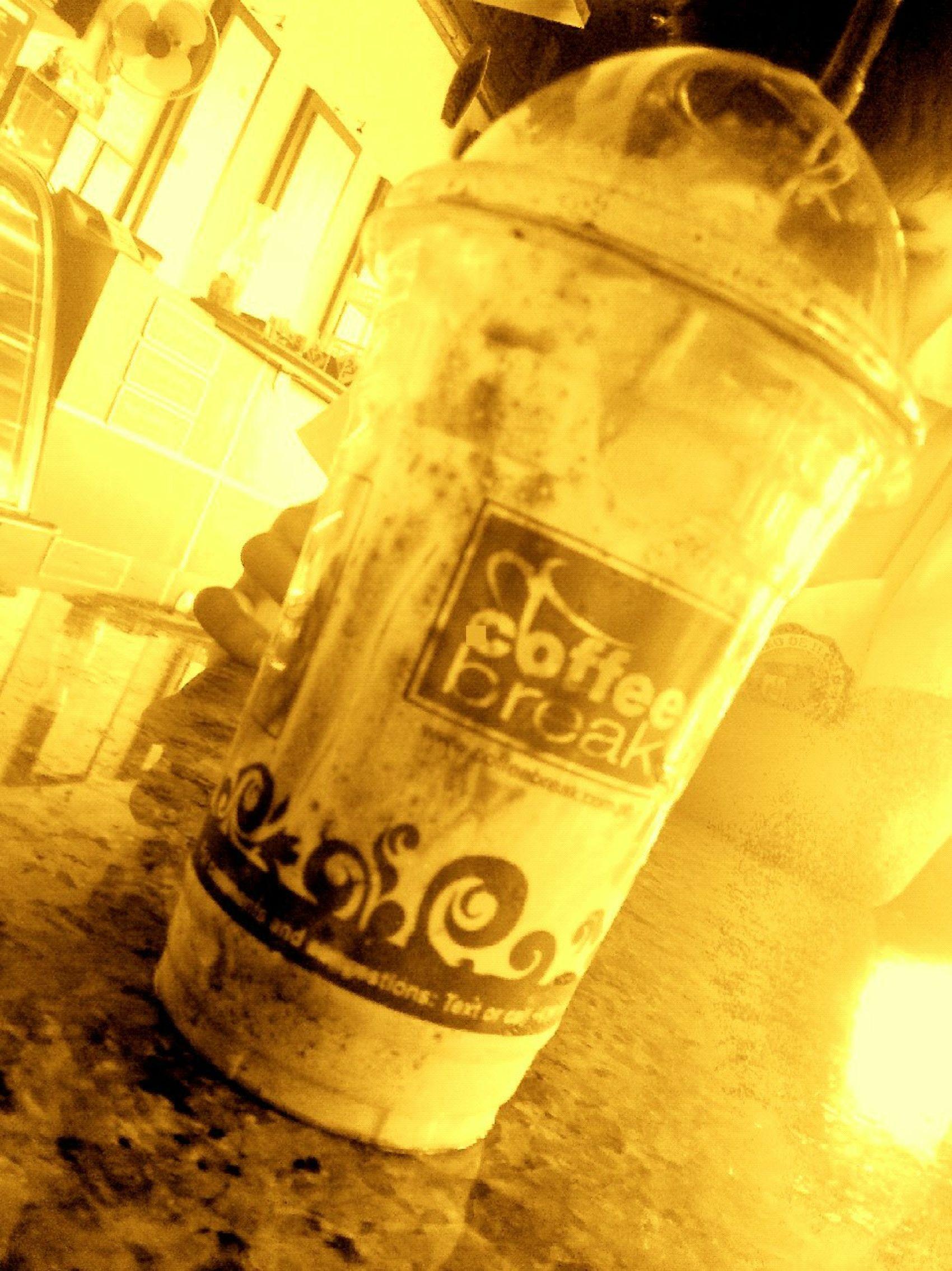Coffee Break! , Frape♥ . Yummy!