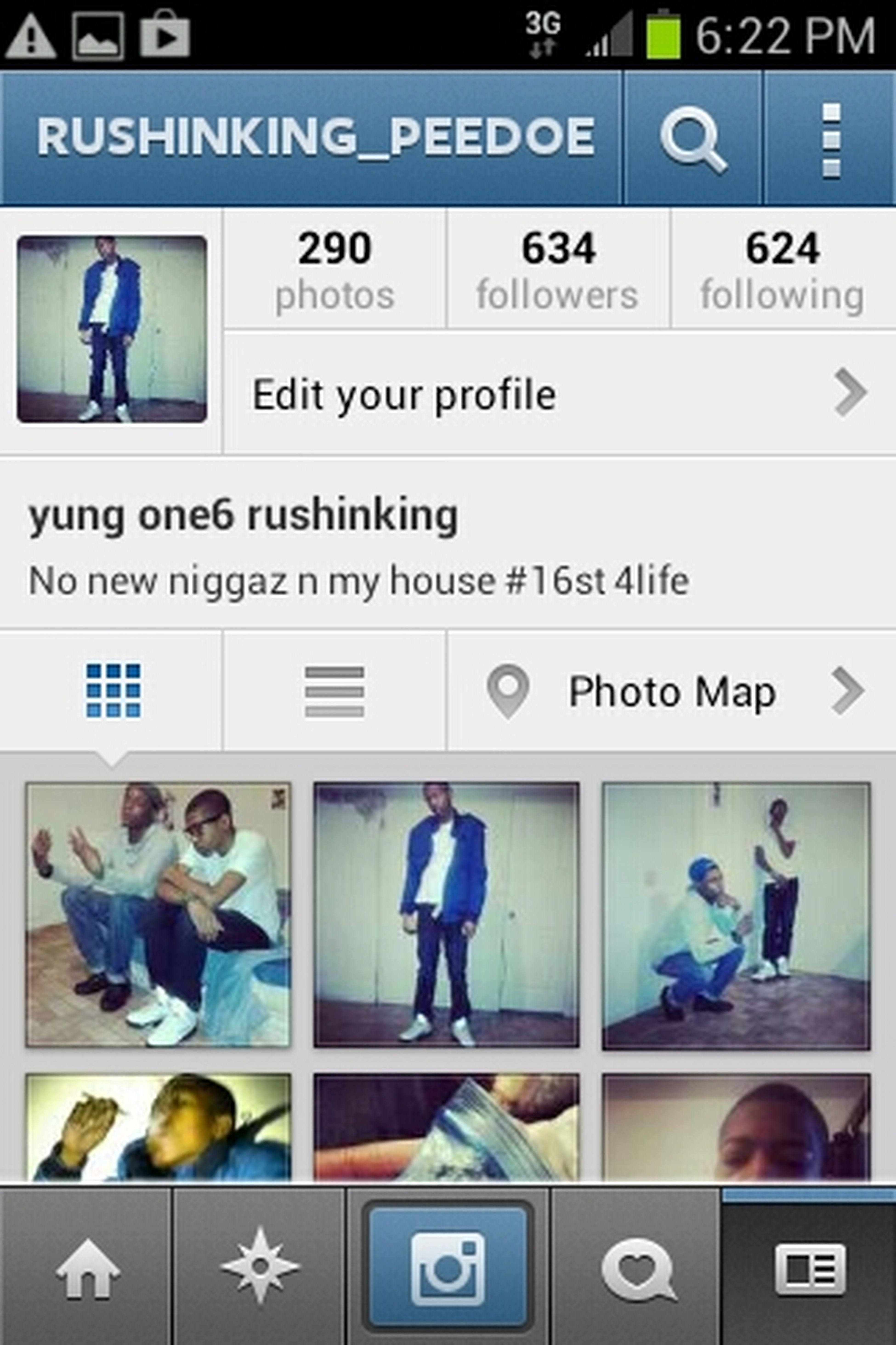 Follow Me On Instagram Imma Follow Back