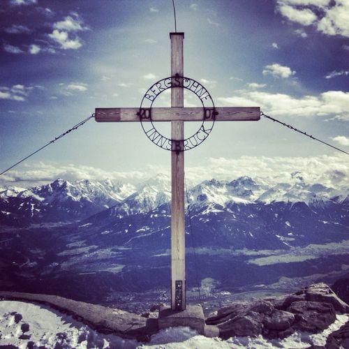 Innsbruck Austria Mountains of the Alps