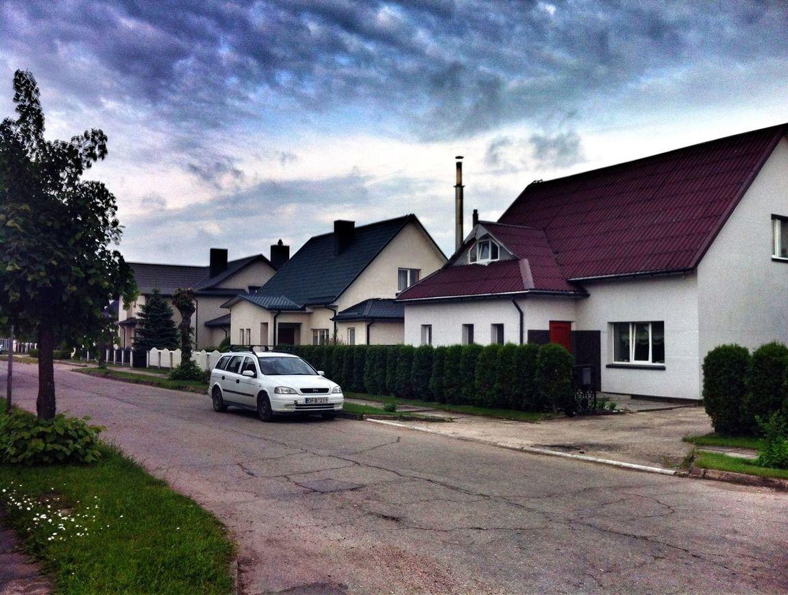 вспоминая Литву... Lithuania Naujoji Akmene Streetphotography Hdr_Collection