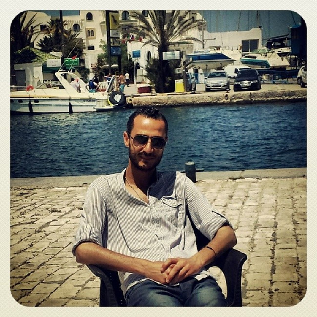 Elkantaoui Chilling Sunny Day