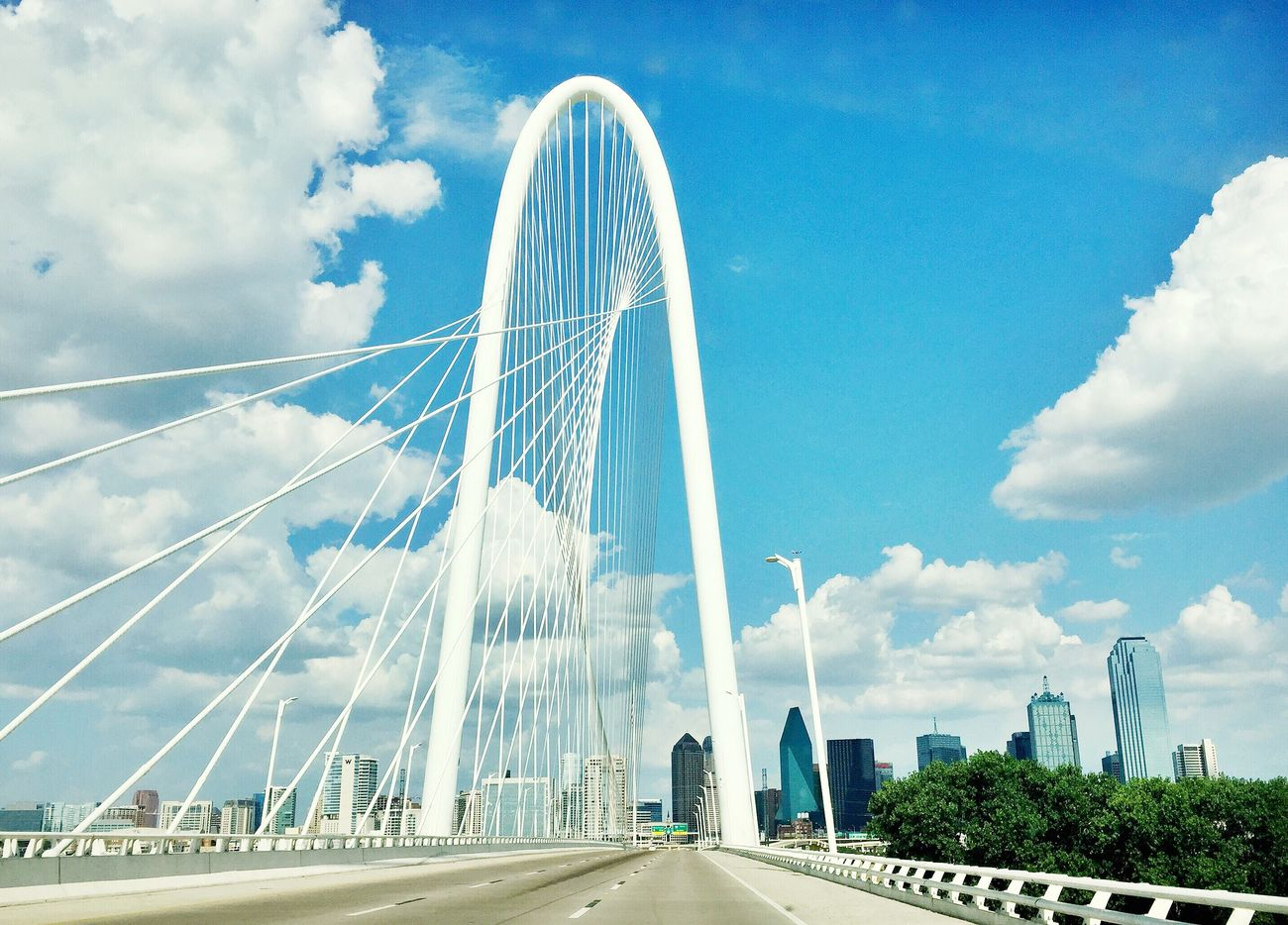 Architecture Bridge - Man Made Structure Transportation Built Structure Suspension Bridge Sky City Highway Car Engineering Road Connection Road Marking The Way Forward Travel Destinations Cable-stayed Bridge Famous Place Modern Tourism City Life First Eyeem Photo