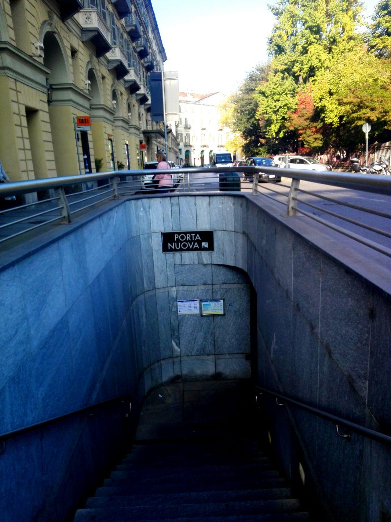 Porta Nuova Scalini Torino Porta Nuova Stazione Porta Nuova Metro
