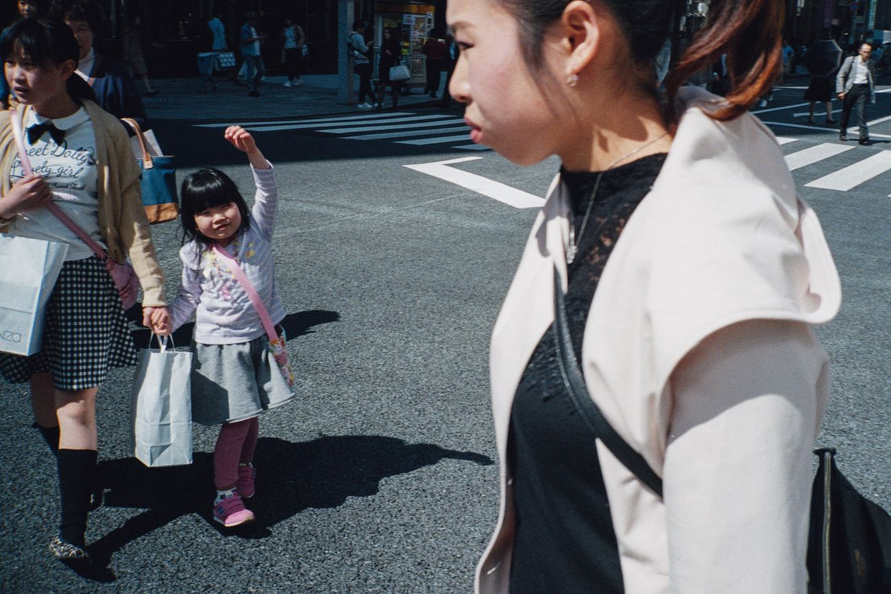 Tokyo Street Photography Capture The Moment EyeEm Best Shots Street Photography Streetphotography Light And Shadow 35mm Contax Colors Film Film Photography