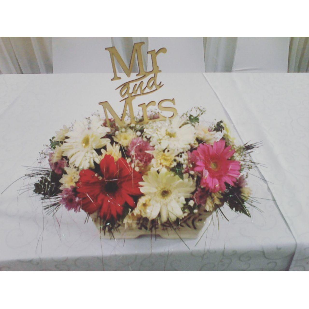 Colour Of Life Decorative Arrangement Mrandmrs