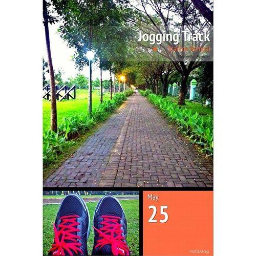 Jogging Track Sportcenter  Outdoor Running Instamag