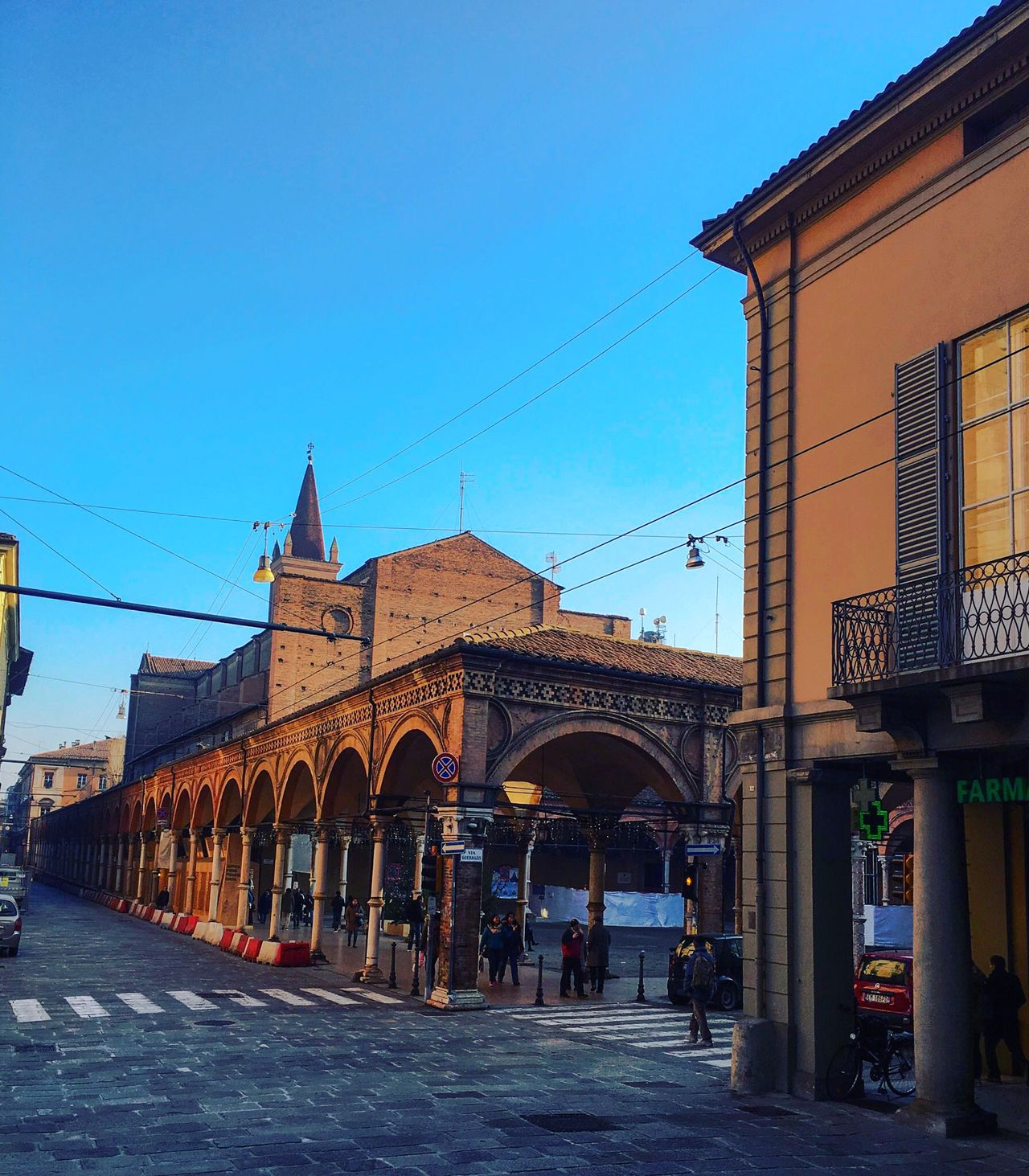 Beautiful stock photos of bologna, Arch, Architecture, Blue, Bologna