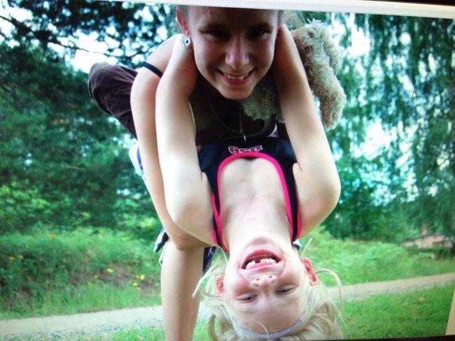 Me and my cousin summer 2011. Cousin Kårböle Summer