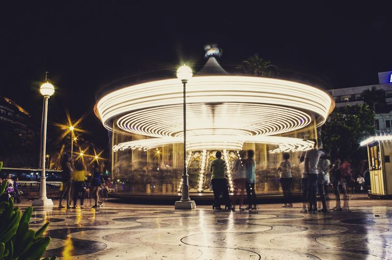 SPAIN Nightlife City Timeforphoto First Eyeem Photo
