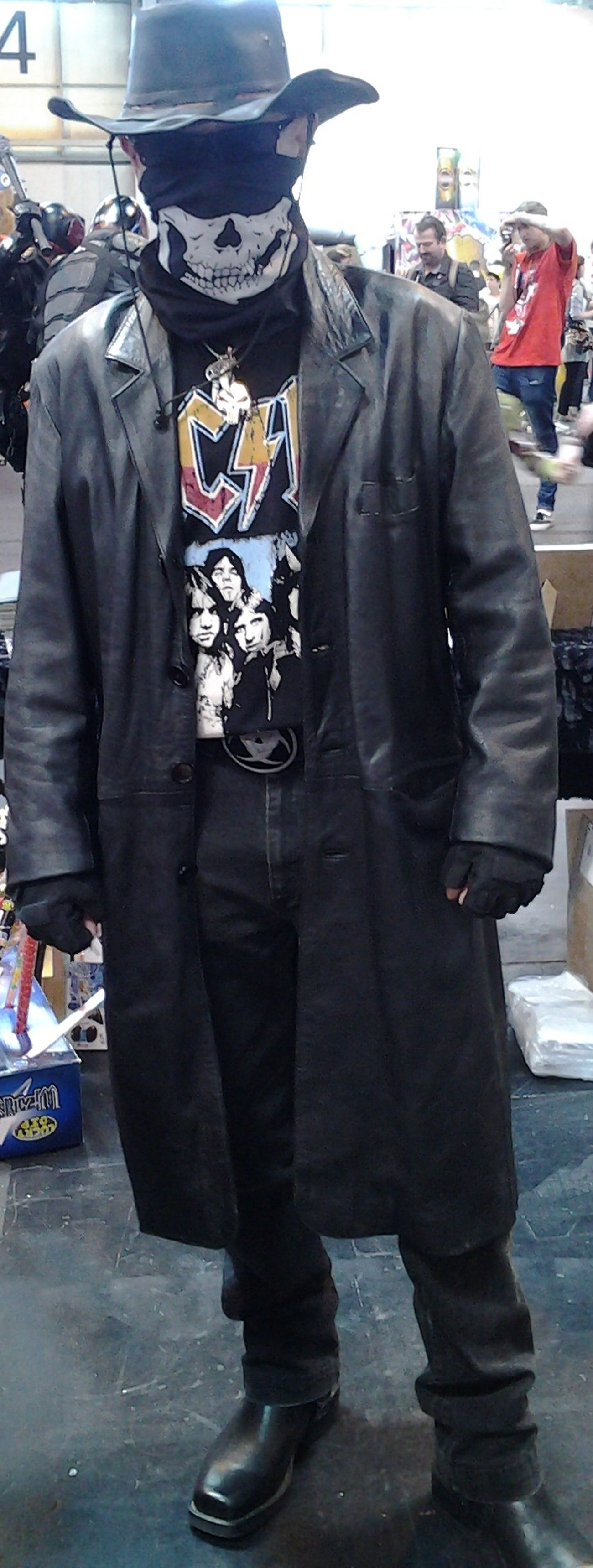 Cosplay Sleeping Dogs 2014