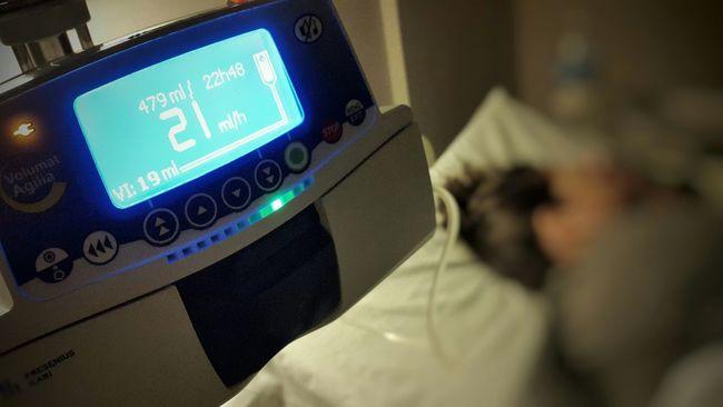 Infusion Pump Pump Drugsforinfusion Medicated Getting Medicine Medical Care Graduacion Enfermeria Cuidadosclinicos Bomba De Infusión Medicaltechnology