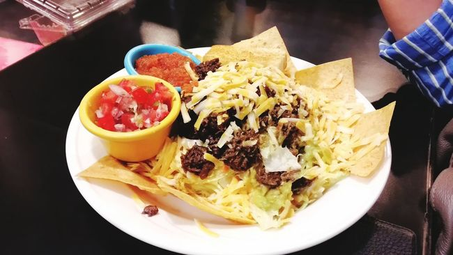 OMG!!!!  Delicious ♡ Mexican Food Awesome The Best ❤ Dinner Time Shopping Later Full HUNGRYYYYY!!!! More