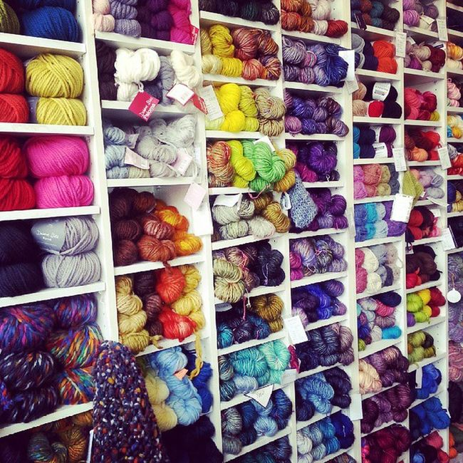 Yarn Heaven Crochet Imagiknit shop shopping colors