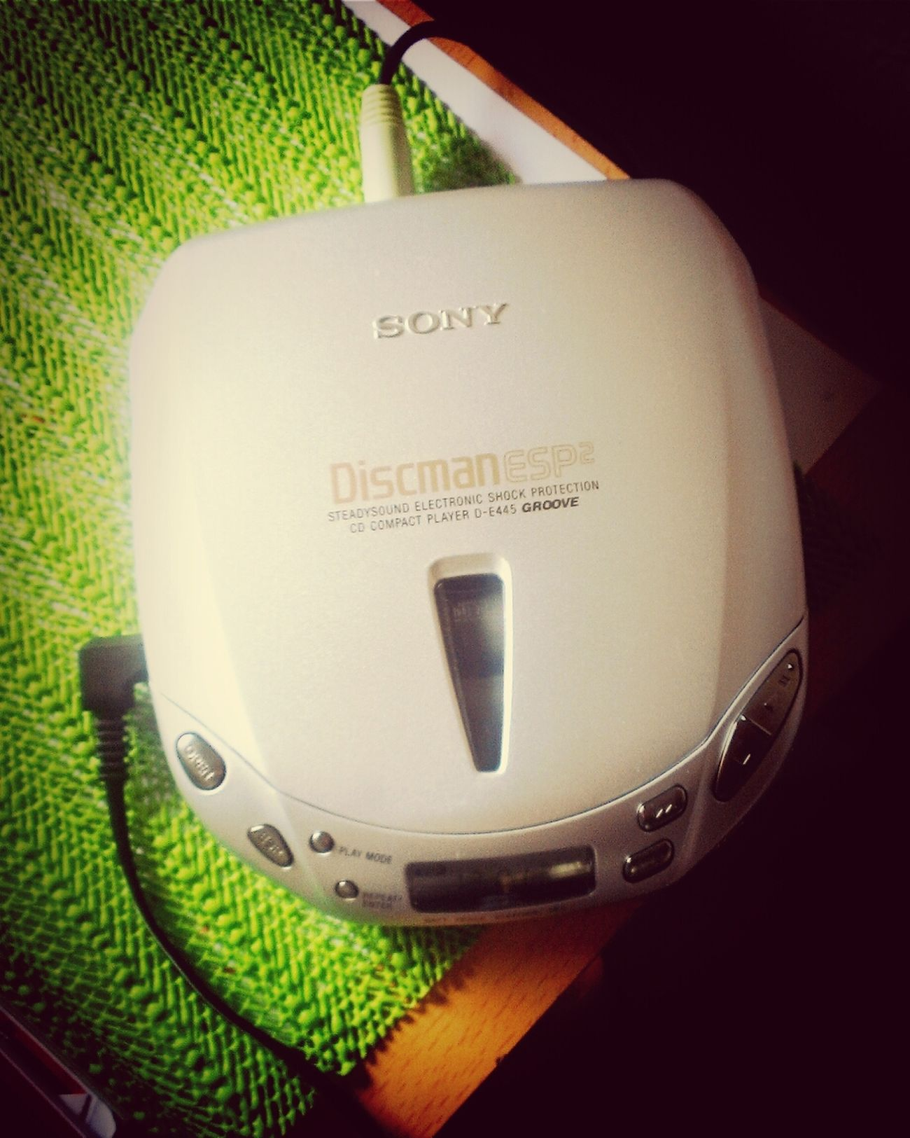 Sony Discman Esp2 Cd Audio