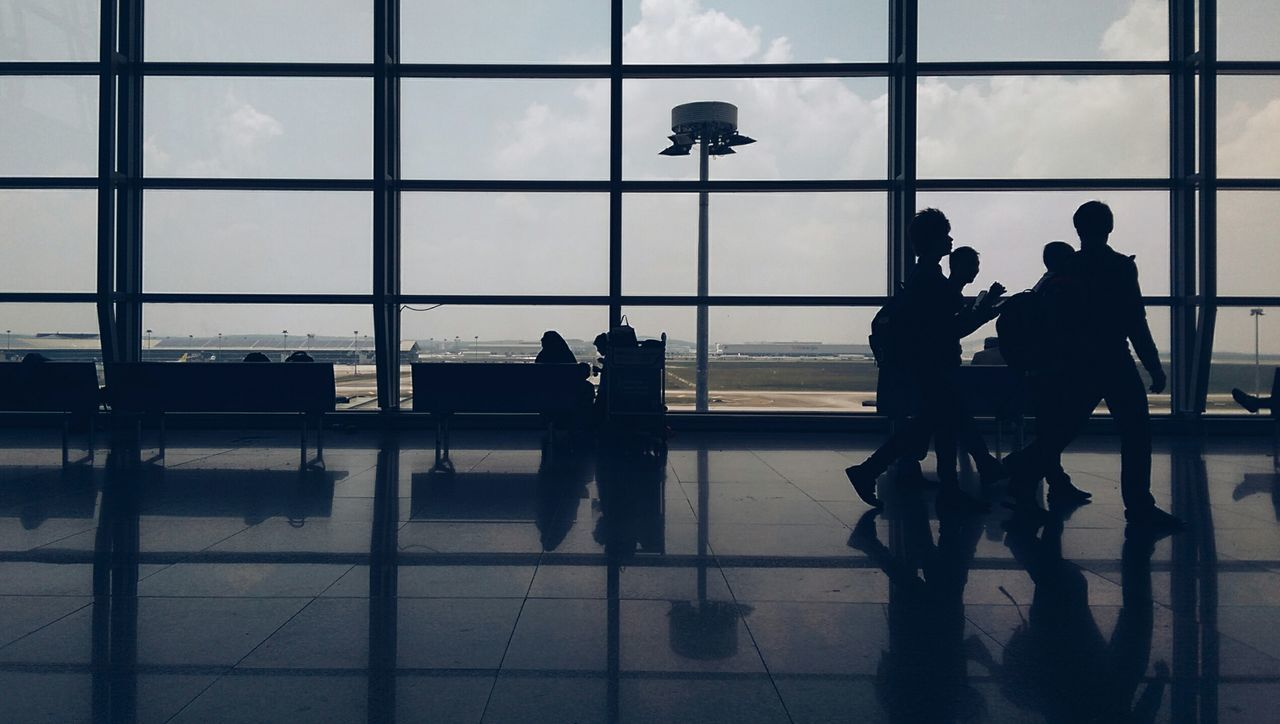 Beautiful stock photos of airport, Absence, Airport, Airport Terminal, Bench