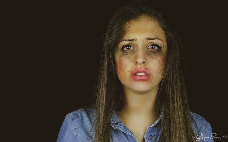 Portrait Of A Woman Eyes Portrait Girl Mood Makeup Woman The Portraitist - 2016 EyeEm Awards EyeEm Best Shots