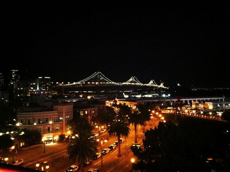 Walking Around Night Lights GetYourGuide Cityscapes Bridge