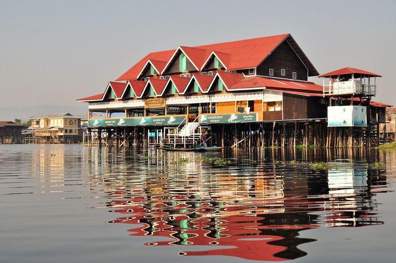 Inle lake in Myanmar Myanmar Inle Lake oksk First Eyeem Photo