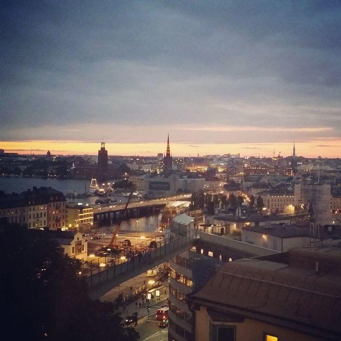 Stockholm, Sweden Stockholm Schweden Gondolen