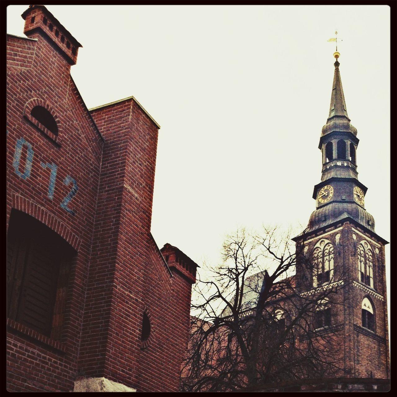 Church Brick Bricks