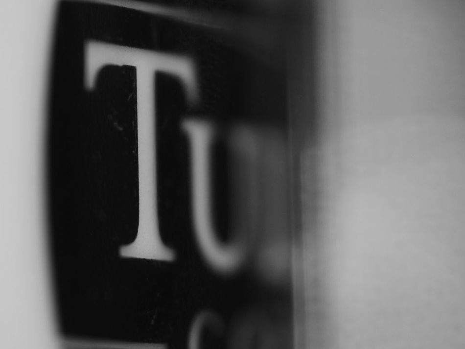 Tully's Tully's Monochrome Blackandwhite Light And Shadow Cityscapes Darkness And Light Black & White EyeEm Bnw Cafe Macro