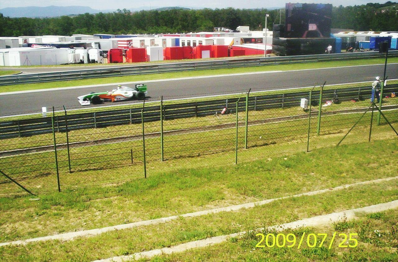 Formula 1 Hungaroring Force India