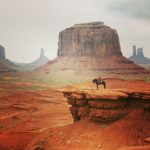 Joli souvenir de Monument Valley Hello World Nature Holidays America Roadtrip