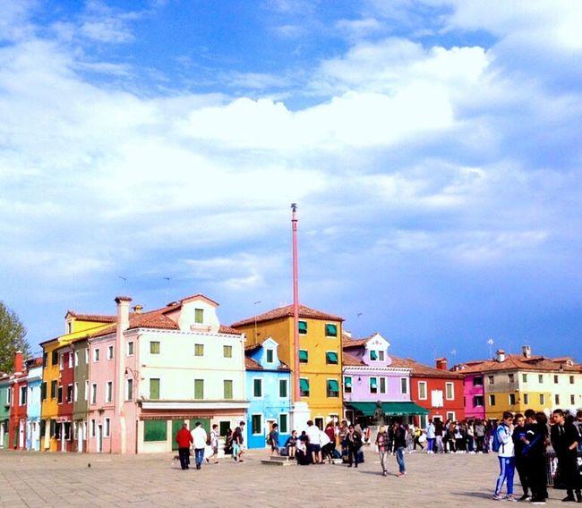 [ April 2015 ] Burano. 🌈 Traveling Hello World Enjoying Life