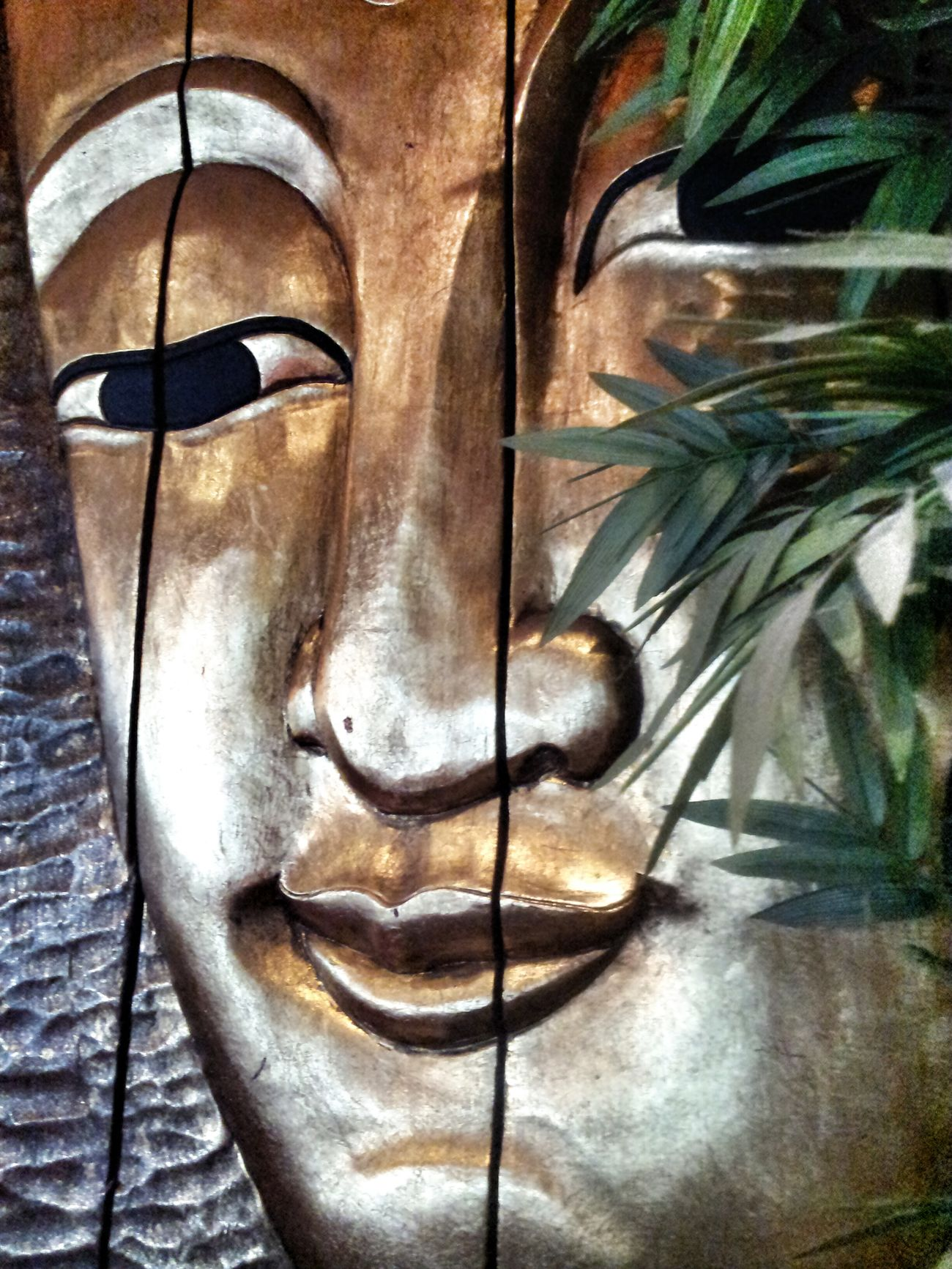 Asian Food Authentic Art Gallery Thai Restaurant