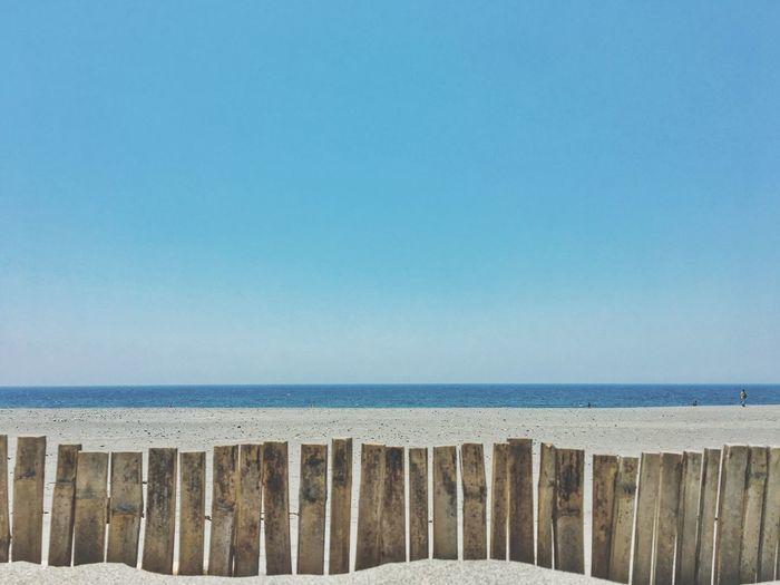 中田島砂丘 Sea Beach Horizon Over Water Water Copy Space Nature Day Beauty In Nature Tranquility Scenics No People Sand Blue Tranquil Scene Clear Sky Vacations Sunlight Sky