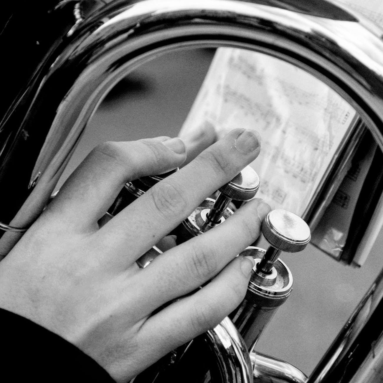 Musique Music Musicien Musician Main Hand Noiretblanc Blackandwhite