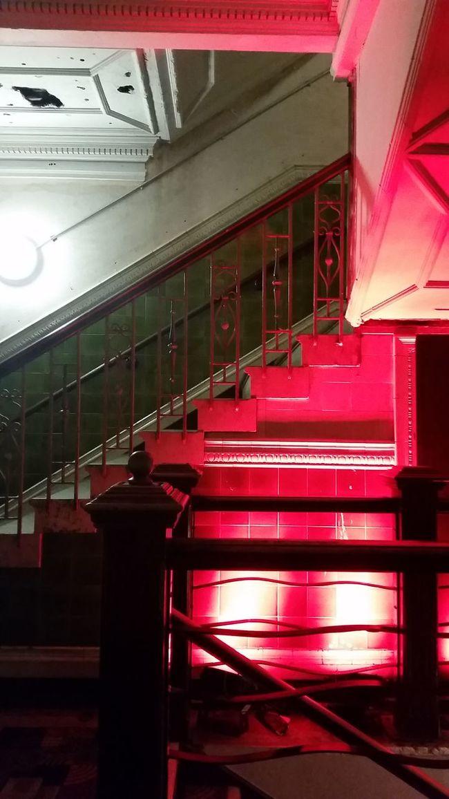 Manchester Albert Hall Contrast