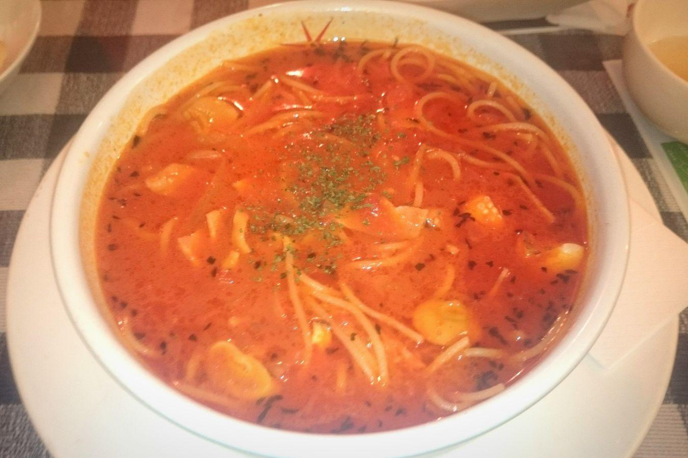 真夜中のスパゲッティ Lunch Time! Delicious ♡ 東銀座 Pasta トマトソース Italian Cool