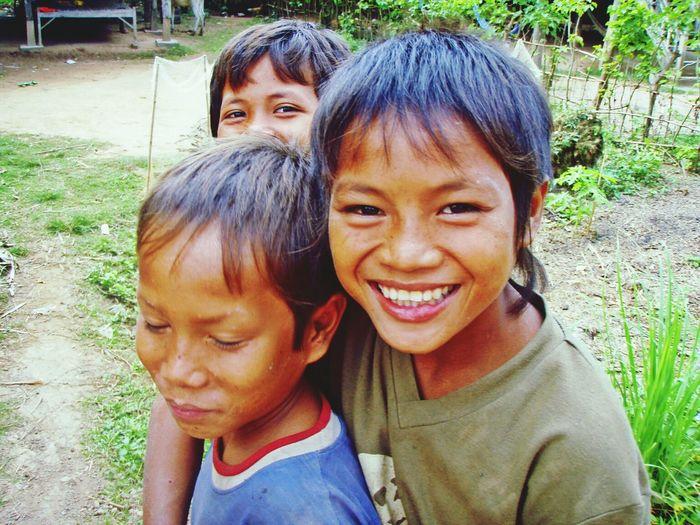 Cambodia Friends People The Portraitist - 2014 EyeEm Awards Travel Photography