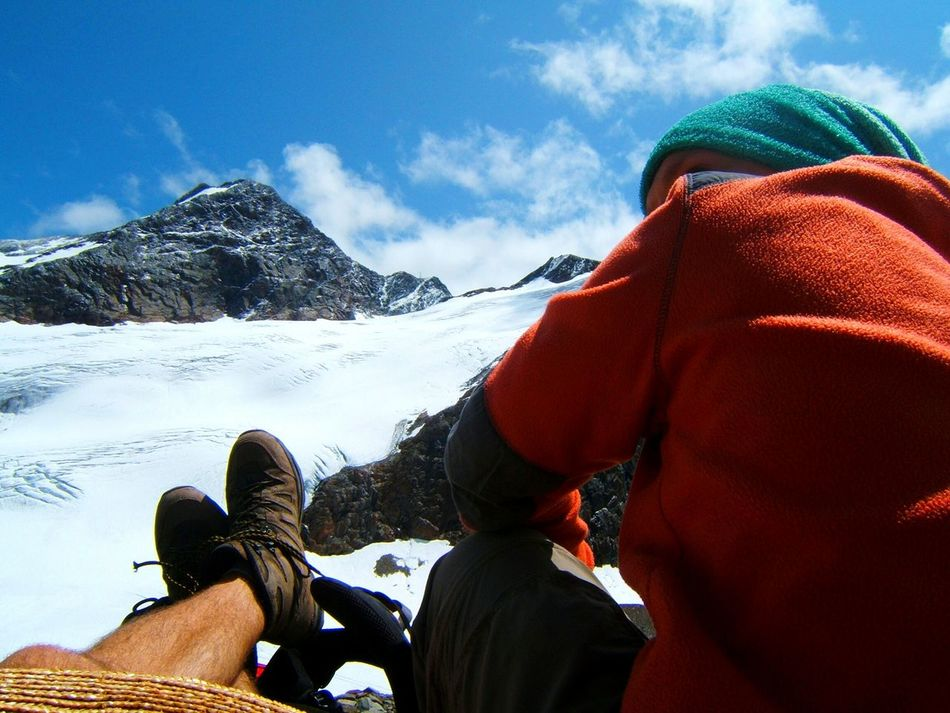 E5 Mountains Alps Glacier Hikingadventures