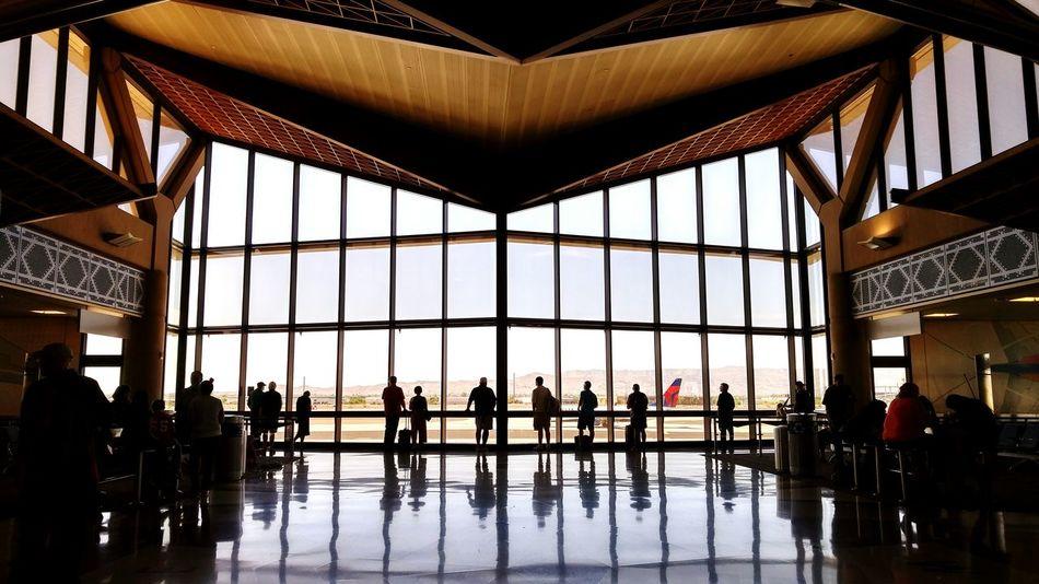 Airport Waiting Layovers