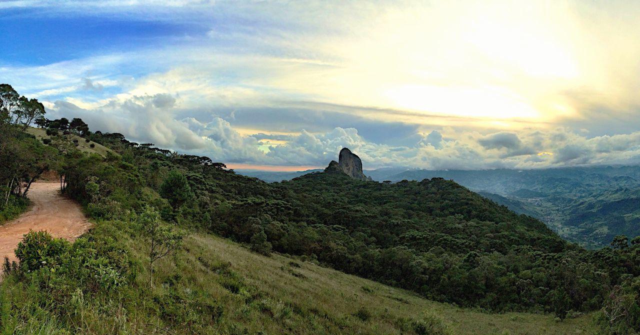 Pedra do Baú - Sunset. São Bento do Sapucai/ SP. Brazil. Check This Out Sunset Taking Photos Enjoying Life Climbing Nature Stone Mountains