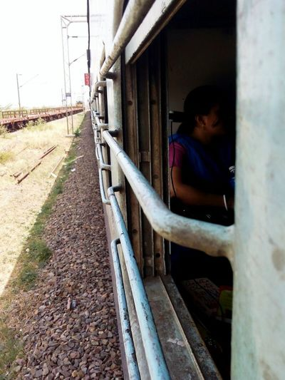 Journey by train Taking Photos Check This Out Hello World TravellingJourneyphotography My Journey  Train Hidden Beauty Photography Perspectives