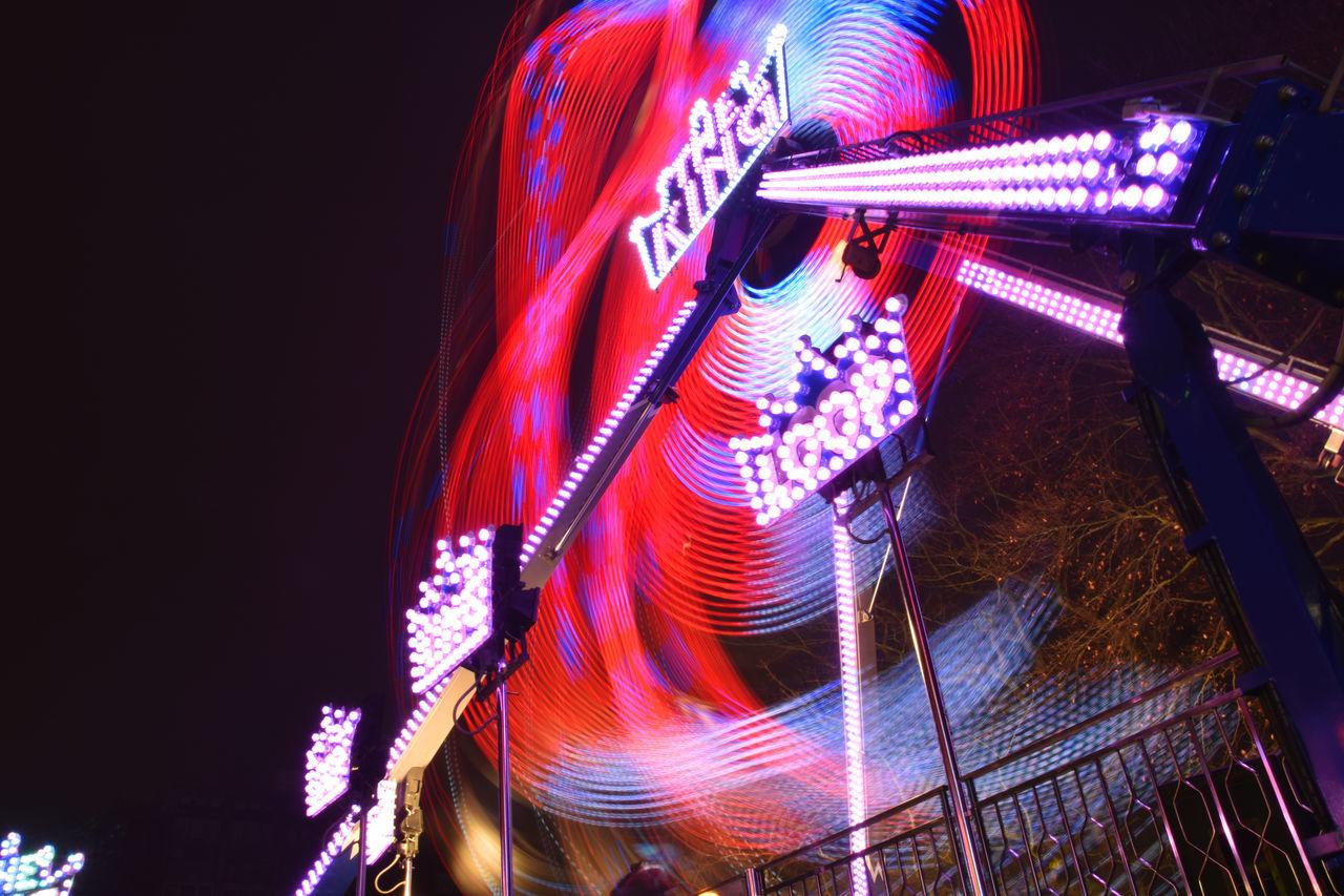 Close-up Longexposure Longexposurephotography Loop Night Nightlights Nightphotography Outdoor Photography Outdoors Park Photography