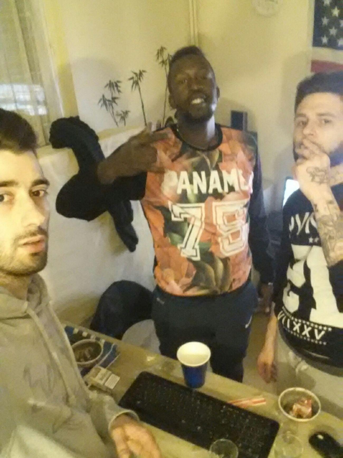 Frenchcloutboyz SMOKE WEED EVERYDAY XBoulierX TTB'DRISS Oklm Skippa Da Flippa Migos