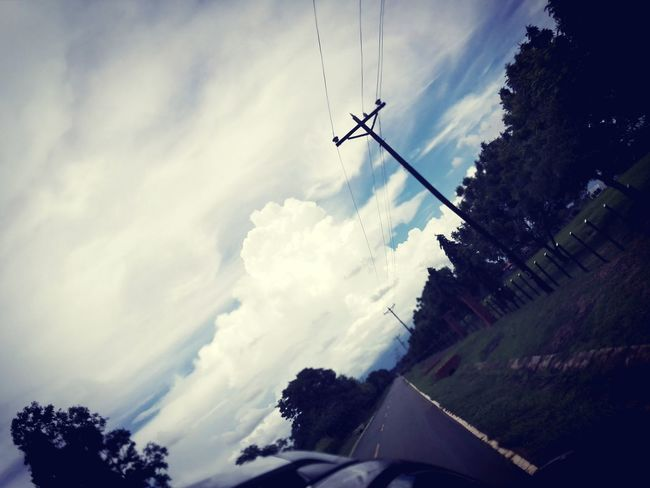 Outdoor Pictures Cloud - Sky Country Road