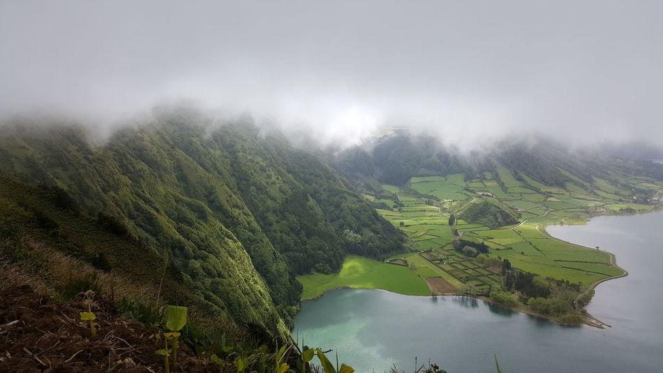 Diversity Diversity In Nature Sete Citades Azores Azores, S. Miguel Azores Islands Break The Mold