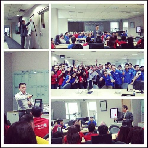 Motivation Training untuk PT. Valbury Asia Futures, Jakarta
