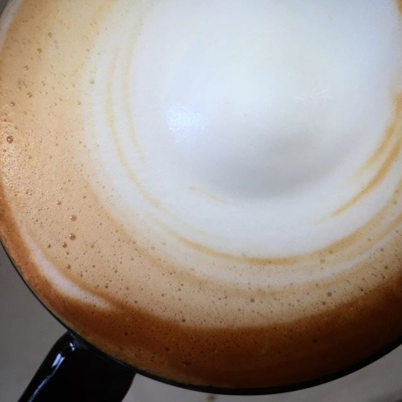 The big fat foam. Wholelattelove Coffeegeek Cuppuccino Bluebottlecoffee