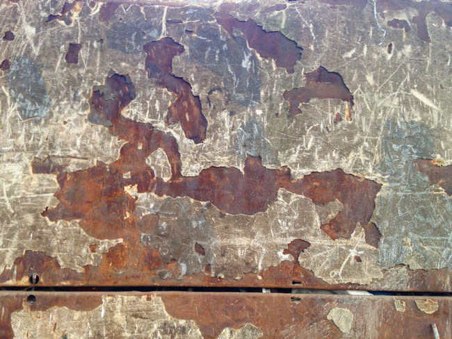 Backgrounds Close-up Eisen Iron Rost Rust Textured  Weathered