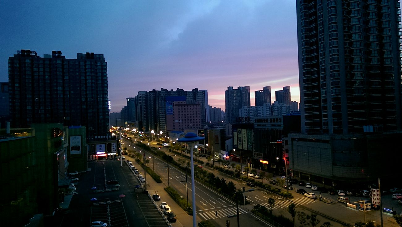 Good morning, China Sunrise