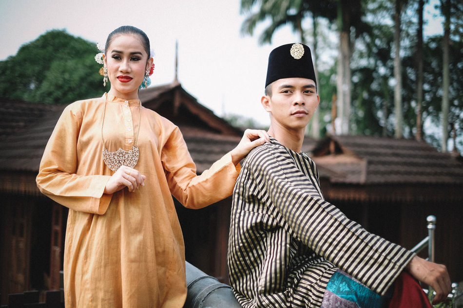Adult Adults Only Bonding Day Fujifilm FUJIFILM X-T10 Fujifilm_xseries Malaysia Old-fashioned Only Women Outdoors People Period Costume Portrait Real People Togetherness Traditional Traditional Clothing Traditional Costumes Two People Wedding Dress Women Young Women My Year My View