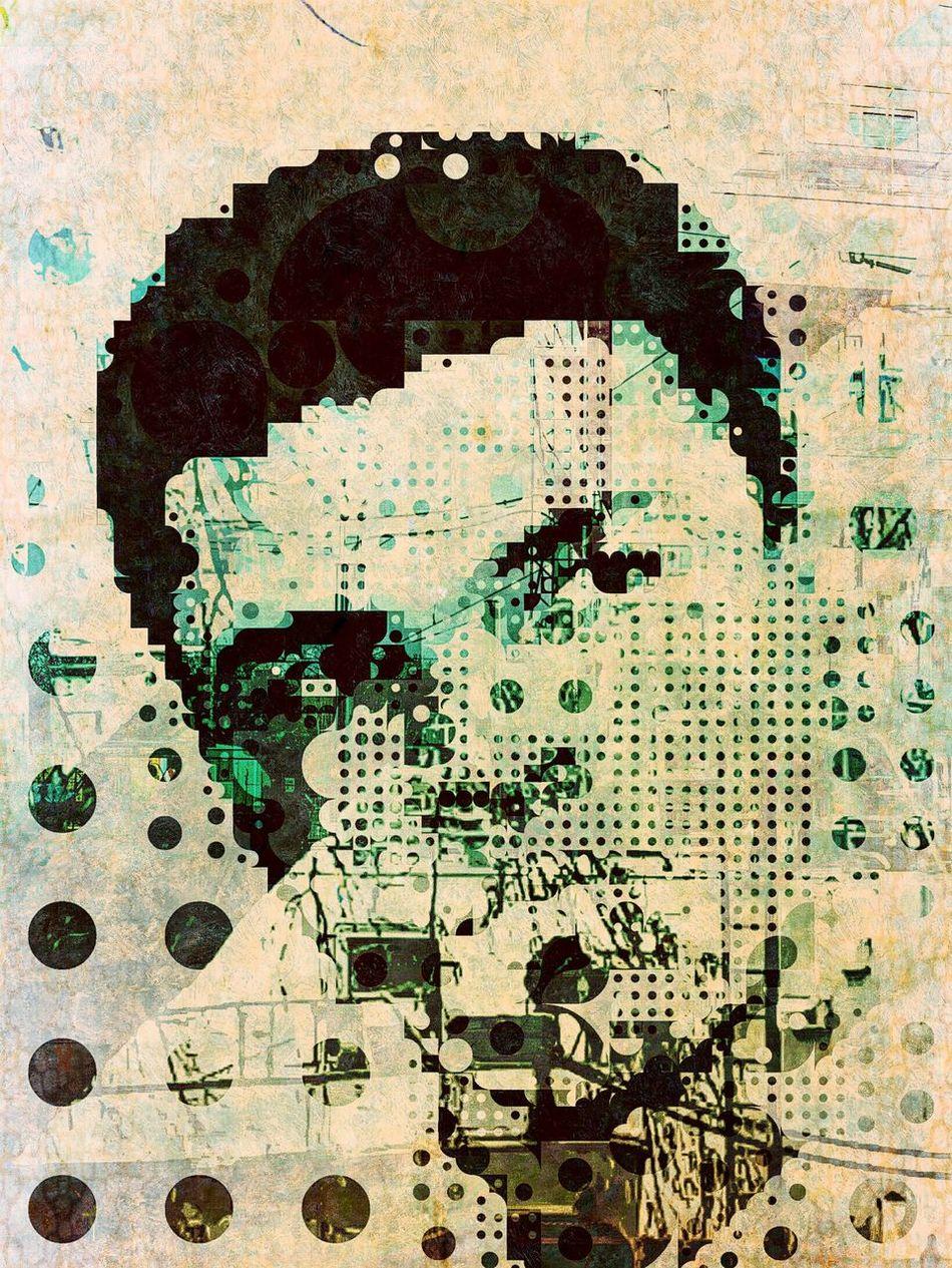 Mosaic Art Lab Ali Muhammedali Cassius Clay CassiusClay Muhammed Ali