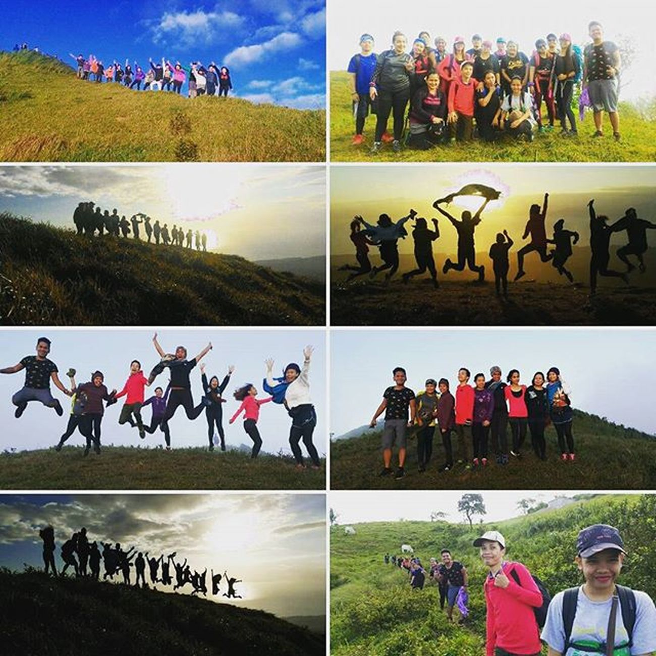 FRIENDS who climb mountains together, STAY together. Juanderful Juanderer Juanderlust Choosephilippines Itsmorefuninthephilippines Travelph Wowphilippines Teamderechopa Climbwithattitude Hikewithattitude Trekwithattitude FRIENDSHIPGOALS
