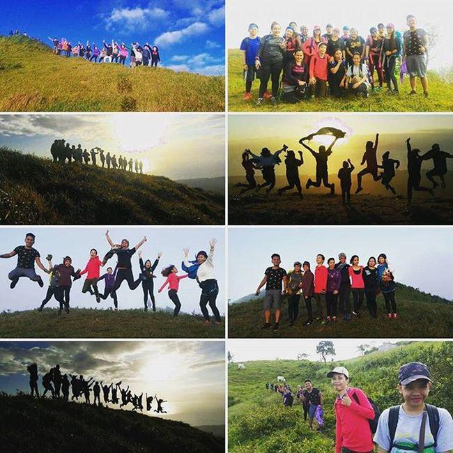 FRIENDS who climb mountains together, STAY together. Juanderful Juanderer Juanderlust Choosephilippines Itsmorefuninthephilippines Travelph Wowphilippines Teamderechopa Climbwithattitude Hikewithattitude Trekwithattitude FRIENDSHIPGOALS